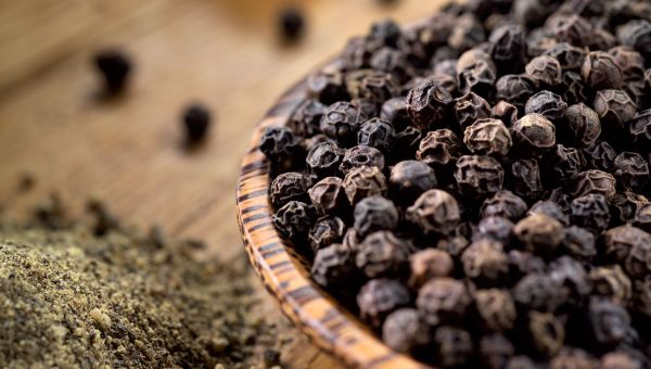 Research Suggests Black Pepper May Have Anti-Cancer Properties