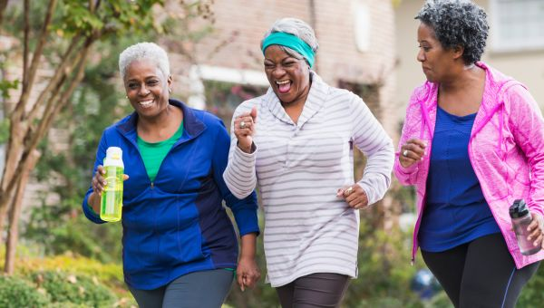 3 Secrets of Walking to Lose Weight