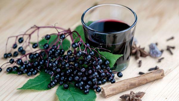 Elderberry: The Natural Flu Remedy