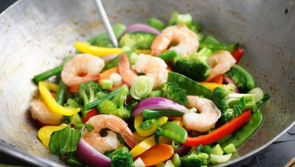 Spicy Prawn and Vegetable Stir-Fry Recipe