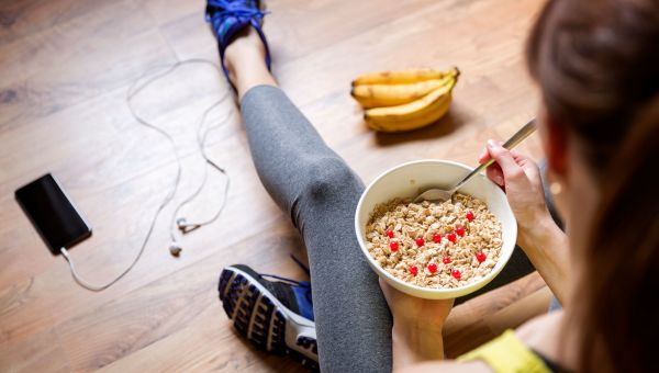 The Best Foods to Eat Before These 4 Workouts
