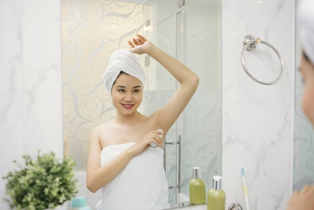 Does Deodorant Cause Breast Cancer?