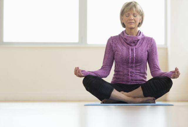Benefits of Meditation for Aching Joints