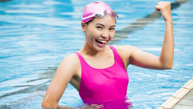 A Watery and Fun Way to Lose Weight
