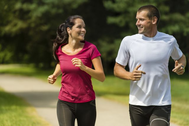 Sleep Better with an Upbeat Exercise Plan