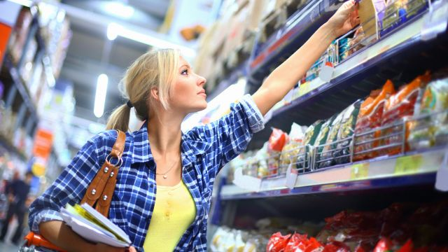 Want a Healthier Diet? Cut Back on Processed Foods