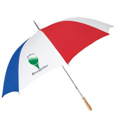 "Printed 60"" Arc Golf Umbrella"