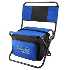 All-in-one Outdoor Tailgate Folding Chair