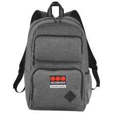 """Graphite 15"""" Computer Backpack"""