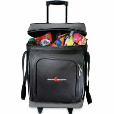 Monogrammed Everest Plus Rolling Cooler
