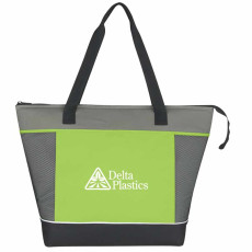 Imprinted Mega Shopping Kooler Tote