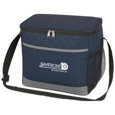 Carter Quilted Cooler Bag