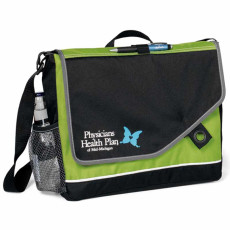 Personalized Attune Messenger Bag II