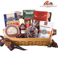 Maple Ridge Farms Lasting Impressions Basket