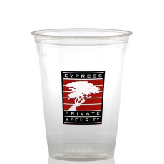 16 oz. Clear Greenware Cups