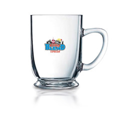 Bolero 16 oz. Glass Mug