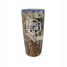 20oz. Camo Viking Double Wall Vacuum Stainless Steel Tumbler