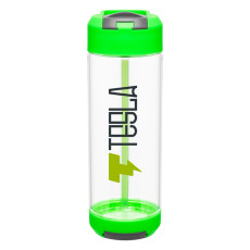 H2go Port 20.9 oz. Single Wall BPA Free Eastman Tritan Copolyester Bottle