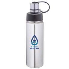 Glacier 20 oz. Stainless Steel Water Bottle