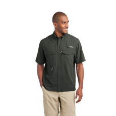 Eddie Bauer - Short Sleeve Performance Fishing Shirt