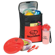 Stay Fit Cooler Gift Set