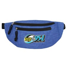 Heather Two Tone Fanny Pack