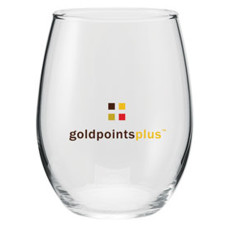 Logo 21 oz. Perfection Stemless Wine