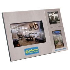 Monogrammed-Magnetic-photo-frames