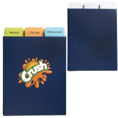 Three Message Sticky Pad Set