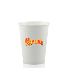 12 oz. White Paper Cups