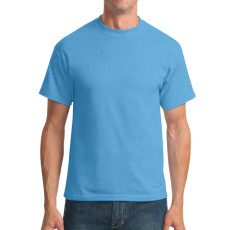 Port & Company - 50/50 Cotton/Poly T-Shirt (Apparel)