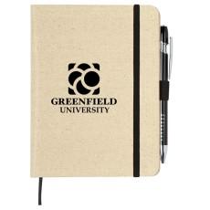 """5"""" x 7"""" Canvas Journal Notebook"""