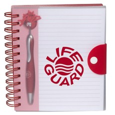 Emoti MopTopper Pen & Notebook Set