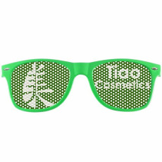 Personalized Retro Specs