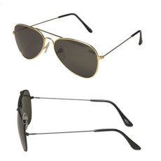 Printed Sunglasses Aviator Style with Metal Frames