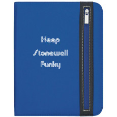 Promo Tablet Case with Zipper Pocket
