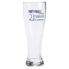 Promotional 23 oz. Giant Pilsner Glass