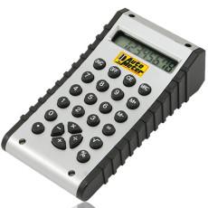 Promotional Dual Display Clock Calculator