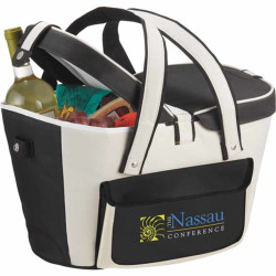 Personalized Picnic Basket Cooler