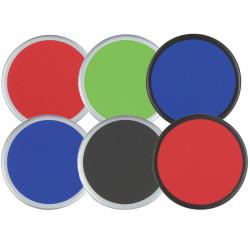 Custom Two-Tone Coaster