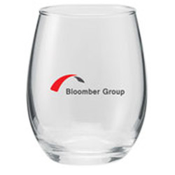 5.5 oz. Stemless Wine Glass