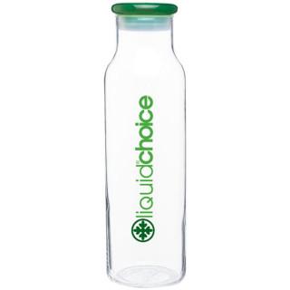 22 oz. Glass Water Bottle