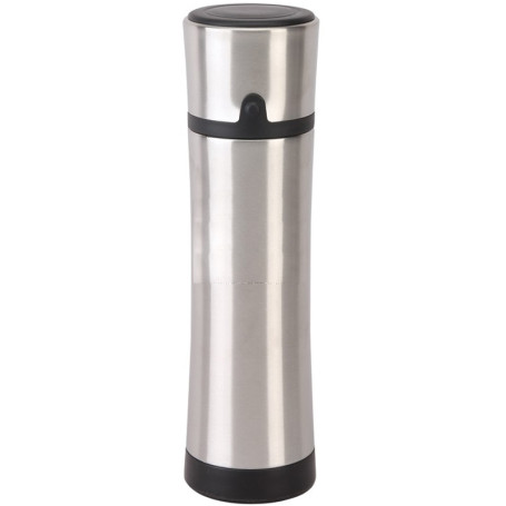 16 oz Stainless Steel Vacuum Flask
