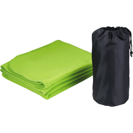 Promo Rally Blanket with Pouch