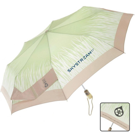 Printable Totes® Eco 'brella Auto Open/Close Umbrella