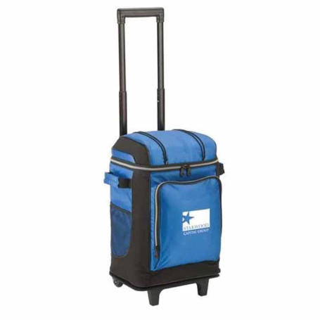 Personalized Coleman 42-Can Soft-Sided Wheeled Cooler