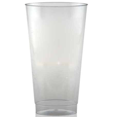 16 oz. Clear Plastic Cups