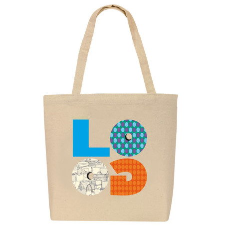 All Purpose Cotton Tote