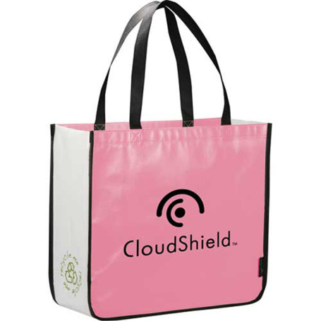 Custom Laminated Non-Woven Large Shopper Tote