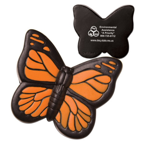 Custom Logo Butterfly Stress Reliever